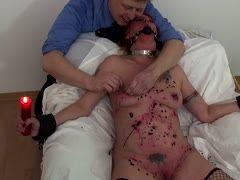 strafe sklavin futanari sex